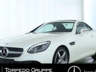 gebraucht Mercedes 200 SLCRoadster AMG+LED+Navi