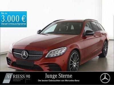 gebraucht Mercedes C300 AMG Spur-P ° Night