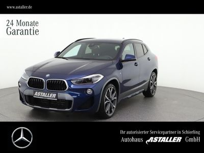 gebraucht BMW X2 xDrive20d M Sport X LED+KAM+HUD+20''+DrivAssi