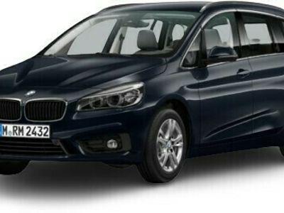 gebraucht BMW 218 Gran Tourer 218 Gran Tourer d Advantage, LED-Scheinwerfer, NAVI, Keyless-Entry