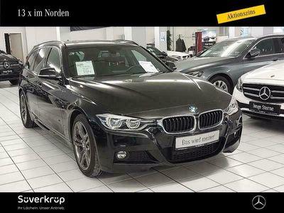 gebraucht BMW 318 d M Sport Kombi