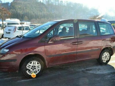 gebraucht Fiat Ulysse 2.0 16V Dynamic**KLIMA+EURO3+D4+TÜV8/19**