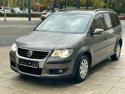 gebraucht VW Touran Cross Touran 1,9 TDI6 Gang
