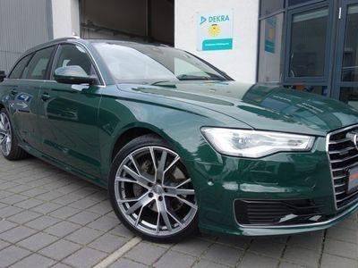 "gebraucht Audi A6 Avant 3.0 TDI quattro E6 HEAD/STDHZG/20""ALU"