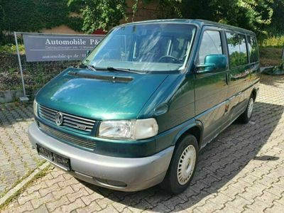 gebraucht VW T4 Multivan*7Sitzer*Klima*AHK*