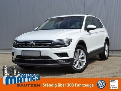 gebraucht VW Tiguan 2.0 TSI (190 PS) 4Motion DSG Highline AHK
