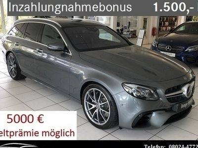 gebraucht Mercedes E63 AMG T 4M Comand Pano Performance Distronic Burm