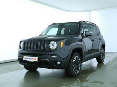 gebraucht Jeep Renegade 2.0 M-JET TRAILHAWK 4WD Aut.*Navi*PDC*