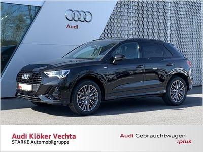 gebraucht Audi Q3 35 TFSI S tronic S line AHK Navi Xenon LED Kame