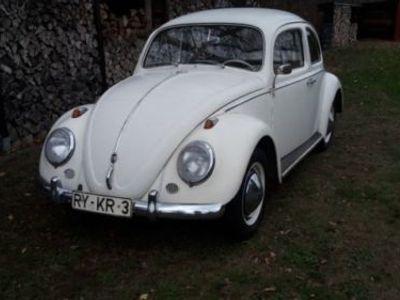 second-hand VW Käfer 1962