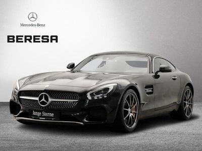gebraucht Mercedes AMG GT S Burmester Comand LED Memory Kamera