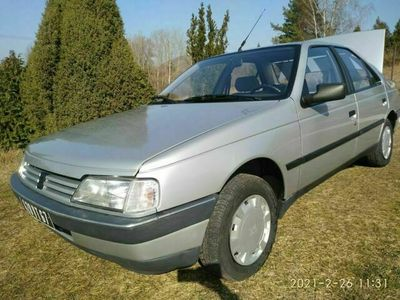 gebraucht Peugeot 405 1.6 GL