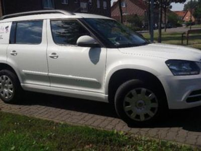 verkauft skoda yeti gebraucht 2014 km in. Black Bedroom Furniture Sets. Home Design Ideas