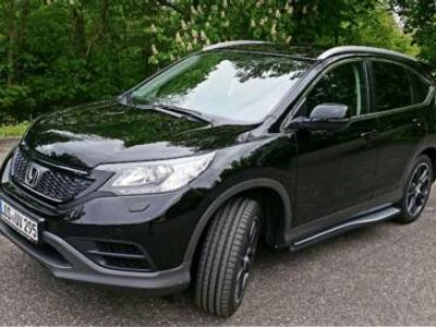used Honda CR-V Black Edition