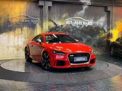 gebraucht Audi TT RS 2.5 TFSI Coupe quattro~LEDER~LED~NAVI~