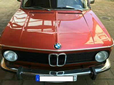gebraucht BMW 1502 2002 Ti /Basis als Sportwagen/Coupé in Filderstadt