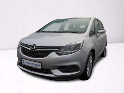 gebraucht Opel Zafira Edition 1.6 Diesel Euro6