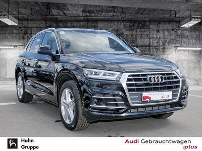 gebraucht Audi Q5 3.0TDI S-line qu.TIP EU6 Matrix AHK Standh