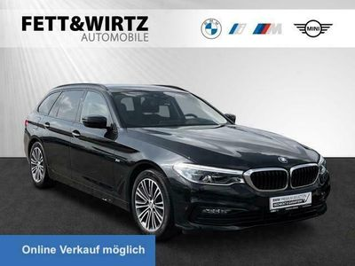 gebraucht BMW 530 i SportLine NaviProf Stop&Go