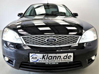 gebraucht Ford Mondeo 2.2 TDCi 155 PS Ghia X Sport DAB AUX SHZ