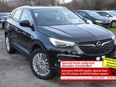 gebraucht Opel Grandland X 1.2 130 Aut Inno Navi LED 18Z in Kehl