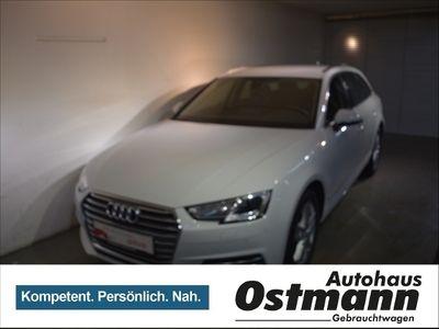 gebraucht Audi A4 Avant 2.0 TDI sport Euro6*Xenon*Navi