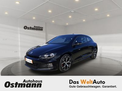 gebraucht VW Scirocco GTS BMT/Start-Stopp 2.0 TSI Automatik