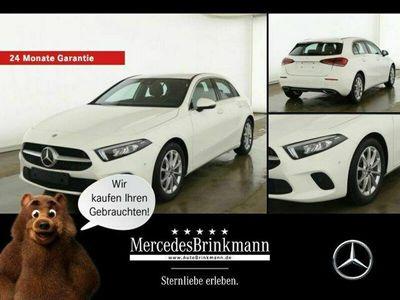 gebraucht Mercedes A180 PROGRESSIVE/LED/NAVI/SHZ/MBUX Parktronic