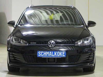 gebraucht VW Golf VII Variant GTD TDI2.0 BMT Xenon Navi Clima