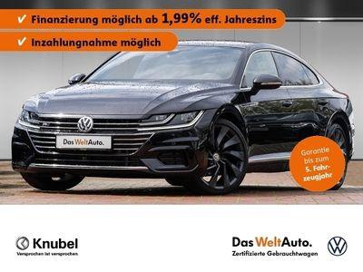 "gebraucht VW Arteon R-Line 2.0 TDI DSG DCC EsyO. AreaV. DYN 20"" Pano. Navi+"