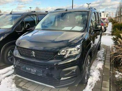 gebraucht Peugeot Rifter GT Line Pure Tech 130 EAT8 * Tageszulassu