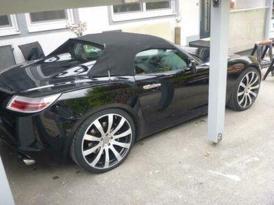 """gebraucht Opel GT Turbo Premium Roadster 20"""" Gewinde FW 4-Rohr usw"""