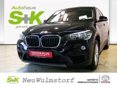 käytetty BMW X1 XDIRVE1.8d Euro 6 8-GANG AUTOMATIK Advantage