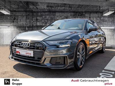 gebraucht Audi A6 Lim 40TDI S-line EU6 LED AHK-Vorb Virtual