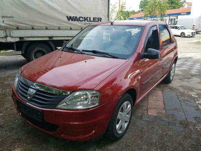 gebraucht Dacia Logan 1.6 Benzin / 2011