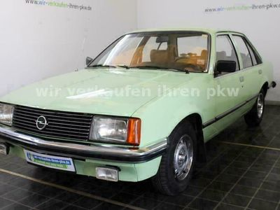gebraucht Opel Rekord E 2.0 S Luxus Automatik H Zulassung