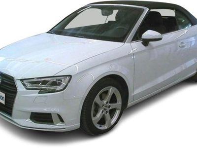 gebraucht Audi A3 Cabriolet A3 35 TFSI SPORT NAVI DAB+ LED SHZ PDC