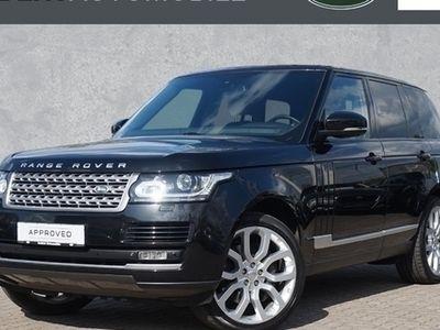 """gebraucht Land Rover Range Rover Vogue, Panorame, 22"""", AHK"""