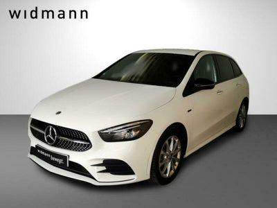 gebraucht Mercedes B250 e AMG-Line MBUX Night Rückf Media