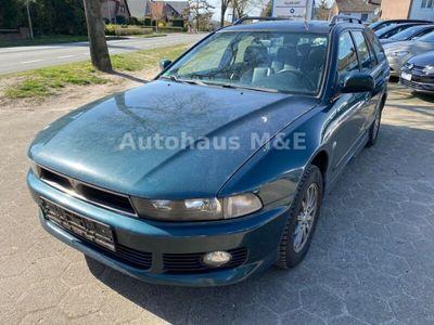 gebraucht Mitsubishi Galant 2,5 V6-24 Elegance*Automatik*LEDER*uvm.