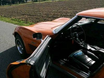 gebraucht Chevrolet Corvette C3 Targa Chrom Bumper Bj. 1972 als Sportwagen/Coupé in Oelde