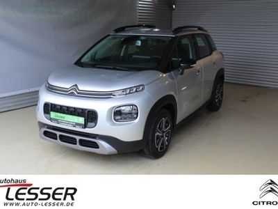 gebraucht Citroën C3 Aircross PureTech 82 Feel Klima Einparkhilfe