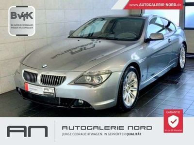 gebraucht BMW 645 i Coupe Pano+Leder+NaviProf.+Memory+Bi-Xenon