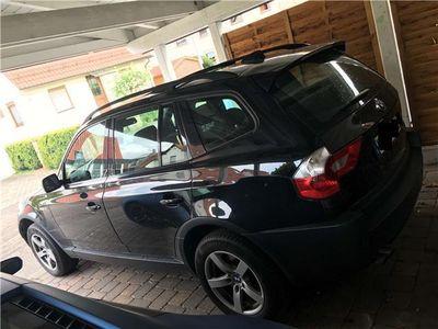 gebraucht BMW X3 3.0i Aut.