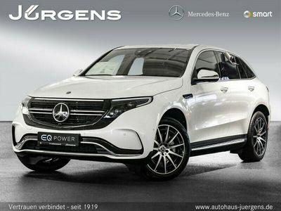 gebraucht Mercedes EQC400 4MATIC Service+