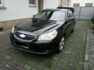 gebraucht Chevrolet Epica 2.5 Autom. LT als Limousine in Waldsee