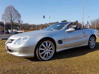 """gebraucht Mercedes SLR McLaren SL 350 AHaube,20""""Alu,Xenon,Designo,Comand"""