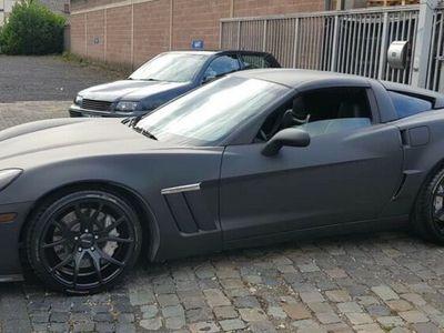 gebraucht Corvette Grand Sport C660th Anniversery Targa