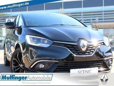 "gebraucht Renault Scénic BLACK Edition TCe 160 20"" LM Navi SHZ vorne"