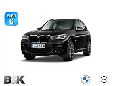 gebraucht BMW X3 M Gewerbeleasing ab 579, - mtl. o. Anz.